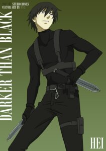 Rating: Safe Score: 5 Tags: darker_than_black hei kai_yasuyuki male signed vector_trace User: MarySan