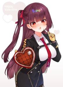 Rating: Questionable Score: 23 Tags: etto_eat girls_frontline uniform valentine wa2000_(girls_frontline) User: Dreista