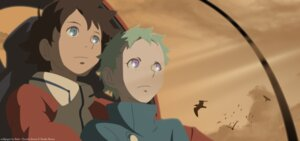 Rating: Safe Score: 3 Tags: eureka eureka_seven renton_thurston signed User: fluke
