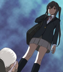 Rating: Safe Score: 12 Tags: a1 initial-g k-on! nakano_azusa seifuku User: Radioactive