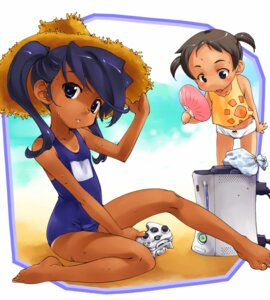 Rating: Questionable Score: 7 Tags: loli school_swimsuit swimsuits tagme User: Chibi