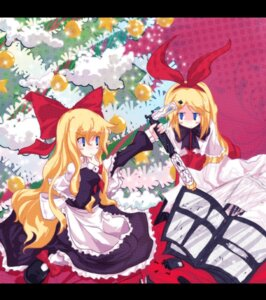 Rating: Safe Score: 7 Tags: auer christmas hourai shanghai touhou User: Shamensyth