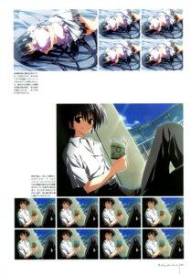 Rating: Safe Score: 2 Tags: keroq seifuku subarashiki_hibi takashima_zakuro User: crim