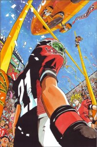 Rating: Safe Score: 4 Tags: eyeshield_21 male User: Radioactive
