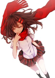 Rating: Safe Score: 42 Tags: kagerou_project mekakucity_actors ri-rihoo seifuku tateyama_ayano User: zero|fade