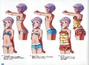 Rating: Questionable Score: 9 Tags: ass bikini binding_discoloration character_design cleavage makabe_mizuki swimsuits tagme the_idolm@ster the_idolm@ster_million_live! User: Radioactive