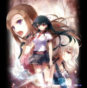 Rating: Safe Score: 29 Tags: cleavage honoguraki_toki_no_hate_yori moonstone sakurazaka_tsuchiyu seifuku sword User: moonian