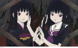 Rating: Safe Score: 8 Tags: enma_ai hagiwara_hiromitsu jigoku_shoujo User: Radioactive