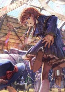 Rating: Safe Score: 13 Tags: heels pantyhose shiki_makoto User: BattlequeenYume