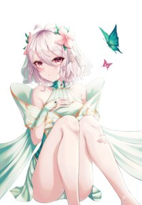 Rating: Questionable Score: 24 Tags: dress kokkoro pantsu pointy_ears princess_connect princess_connect!_re:dive ryon_y0421 skirt_lift User: Dreista