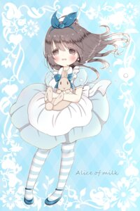 Rating: Safe Score: 16 Tags: alice alice_in_wonderland cosplay dress shiina_melon User: KazukiNanako