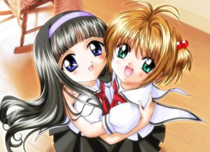 Rating: Safe Score: 13 Tags: card_captor_sakura daidouji_tomoyo kinomoto_sakura User: saffy