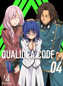Rating: Safe Score: 17 Tags: asanagi_gutoku megane qualidea_code uniform yaegaki_aoi yuunami_airi User: Radioactive