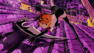 Rating: Safe Score: 31 Tags: halloween heels irie_yasuhiro thighhighs weapon wings User: saemonnokami