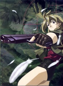 Rating: Safe Score: 7 Tags: ass cropme gun madlax madlax_(madlax) margaret_burton tagme User: Radioactive