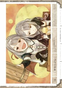 Rating: Safe Score: 7 Tags: atelier atelier_escha_&_logy digital_version hidari jpeg_artifacts linca User: Shuumatsu