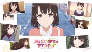 Rating: Safe Score: 21 Tags: bikini_top katou_megumi saenai_heroine_no_sodatekata saenai_heroine_no_sodatekata_flat seifuku wallpaper User: shineri