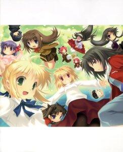 Rating: Safe Score: 6 Tags: aozaki_aoko arcueid_brunestud black chibi fate/stay_night hisui kara_no_kyoukai kohaku kokutou_azaka kuonji_alice mahou_tsukai_no_yoru maid matou_sakura neko_arc pantyhose ryougi_shiki saber seifuku toono_akiha toosaka_rin tsukihime type-moon User: Aurelia