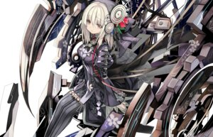 Rating: Safe Score: 49 Tags: clockwork_planet ryuzu shino_(eefy) User: fairyren