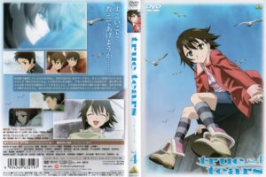 Rating: Safe Score: 11 Tags: disc_cover isurugi_noe scanning_artifacts screening sekiguchi_kanami true_tears User: noirblack