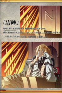 Rating: Questionable Score: 8 Tags: dies_irae g_yuusuke light reinhard_tristan_eugen_heydrich User: akagiss