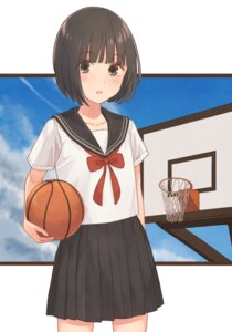 Rating: Safe Score: 14 Tags: basketball seifuku tanbonota46 User: saemonnokami