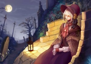 Rating: Safe Score: 8 Tags: bloodborne plain_doll silver_sirius User: charunetra