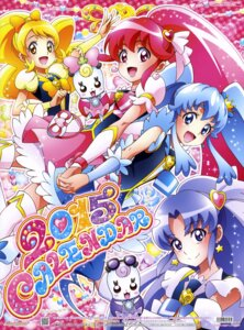Rating: Safe Score: 12 Tags: aino_megumi calendar dress gura-san happiness_charge_precure! hikawa_iona oomori_yuuko pretty_cure ribbon_(precure) satou_masayuki shirayuki_hime_(precure) thighhighs User: drop