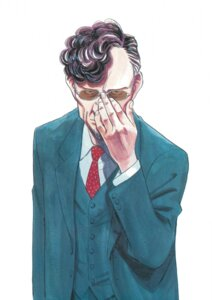 Rating: Safe Score: 3 Tags: male pluto urasawa_naoki User: Umbigo