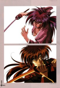 Rating: Safe Score: 1 Tags: himura_kenshin male rurouni_kenshin User: Feito