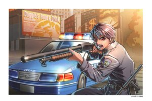 Rating: Safe Score: 8 Tags: gun hiroe_rei male screening User: Prishe
