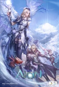 Rating: Safe Score: 35 Tags: aion armor cg jeong_juno nc_soft thighhighs wings User: Radioactive