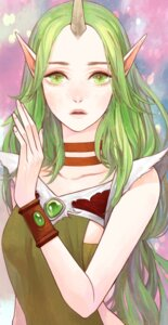 Rating: Safe Score: 7 Tags: heather37 horns league_of_legends pointy_ears soraka User: charunetra