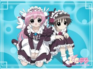Rating: Safe Score: 6 Tags: angel lolita_fashion maid misha pita_ten sakai_kyuuta shia wallpaper wings User: Animax_Rules