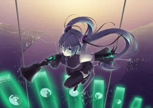Rating: Safe Score: 15 Tags: gahaku hatsune_miku thighhighs vocaloid User: charunetra