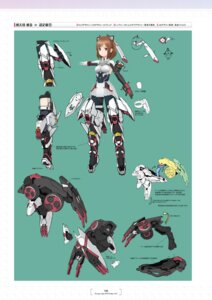 Rating: Questionable Score: 3 Tags: alice_gear_aegis bodysuit character_design sutegoro_shiina tagme weapon User: Radioactive