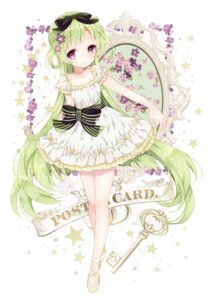 Rating: Safe Score: 78 Tags: dress w.label wasabi_(artist) User: yong