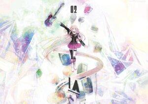 Rating: Safe Score: 14 Tags: chris guitar ia_(vocaloid) vocaloid User: animeprincess
