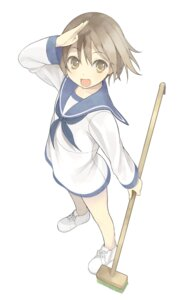 Rating: Safe Score: 18 Tags: miyafuji_yoshika nnyu strike_witches User: Radioactive