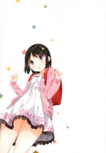 Rating: Safe Score: 20 Tags: dress gyuunyuu_nomio joshi_shougakusei_hajimemashita sweater User: NotRadioactiveHonest