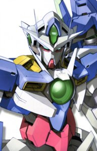 Rating: Safe Score: 17 Tags: 00_qan[t] ebikawa_kanetake gundam gundam_00 gundam_00:_a_wakening_of_the_trailblazer mecha User: harimahario