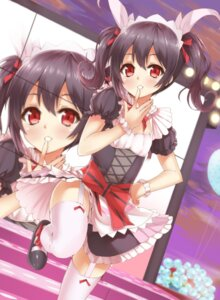 Rating: Safe Score: 59 Tags: heyror love_live! stockings thighhighs yazawa_nico User: Radioactive