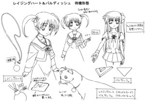Rating: Questionable Score: 3 Tags: mahou_shoujo_lyrical_nanoha monochrome possible_duplicate tagme User: Radioactive