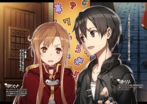Rating: Safe Score: 24 Tags: abec asuna_(sword_art_online) kirito sword_art_online sword_art_online_progressive User: kiyoe