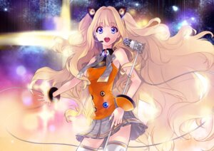 Rating: Safe Score: 23 Tags: anemone_(artist) seeu thighhighs vocaloid User: charunetra