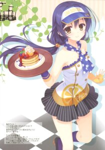 Rating: Questionable Score: 60 Tags: kuroneko-kan love_live! muririn sonoda_umi User: Twinsenzw