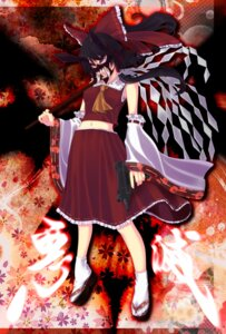 Rating: Safe Score: 9 Tags: gun hakurei_reimu kumonji_aruto touhou User: Mr_GT