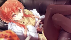 Rating: Safe Score: 69 Tags: endcard luna_lia pantyhose sasami-san@ganbaranai yagami_tsurugi User: Anonymous