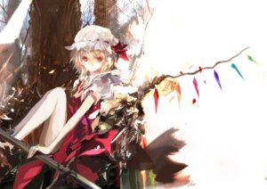 Rating: Safe Score: 27 Tags: flandre_scarlet lin+ touhou wings User: Erikan