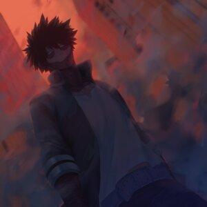 Rating: Safe Score: 8 Tags: boku_no_hero_academia dabi_(character) keiid male User: charunetra